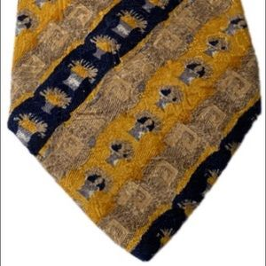 Ermengildo Zegna . 100% Silk Tie